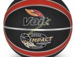 Voit Impact Basketbol Topu Siyah-Kırmızı N7
